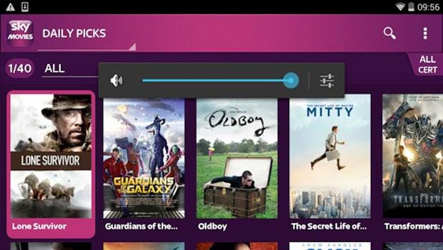 Sky Movies Virgin Media