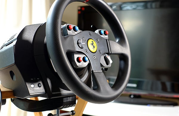 Thrustmaster T300 GTE Review   Trusted Reviews