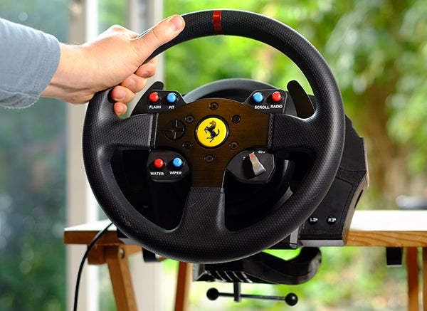 Thrustmaster T300 GTE Review | Trusted Reviews