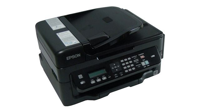 Epson EcoTank L555 Review | Trusted Reviews