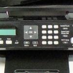 Epson EcoTank L555 - Controls