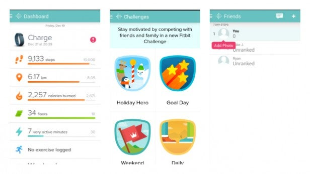 how to add friends in fitbit app