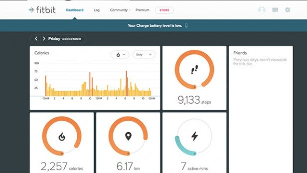how to change your step goal on fitbit flex