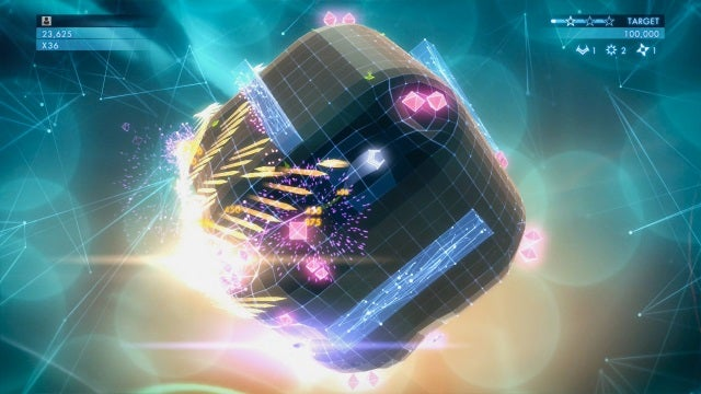 Geometry Wars: Dimensions