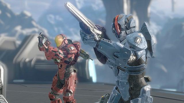 Halo 4 multiplayer matchmaking