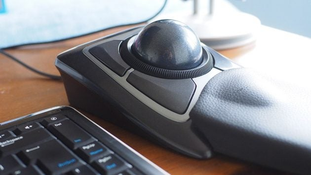 trackball vs mouse gaming