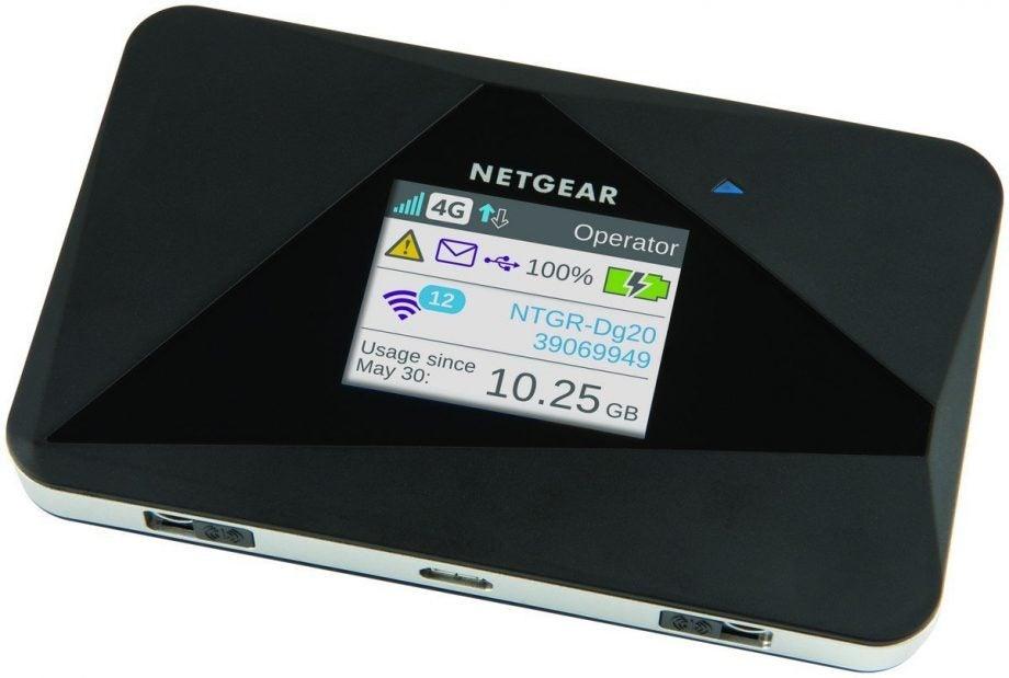 Netgear AirCard 785 Mobile Hotspot Review