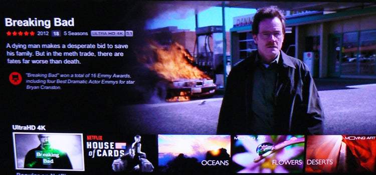 Netflix 4K Ultra HD Review   Trusted Reviews