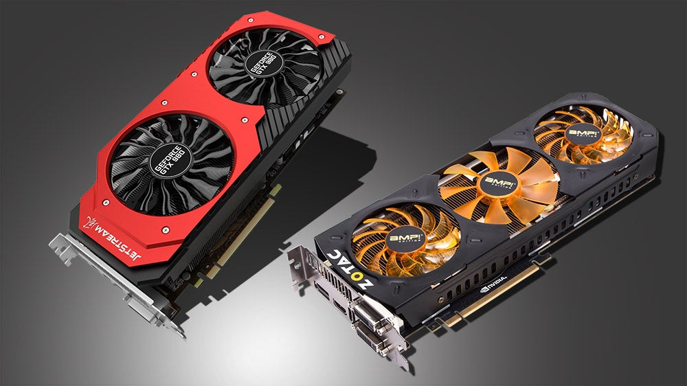 Nvidia GeForce GTX 980 v AMD Radeon R9 290X | Trusted Reviews