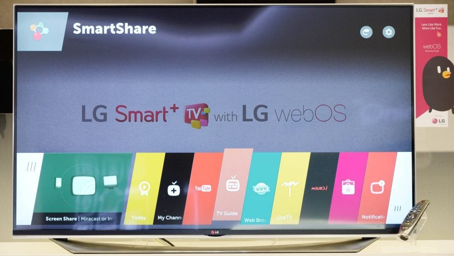 how to watch sling tv on lg smart tv