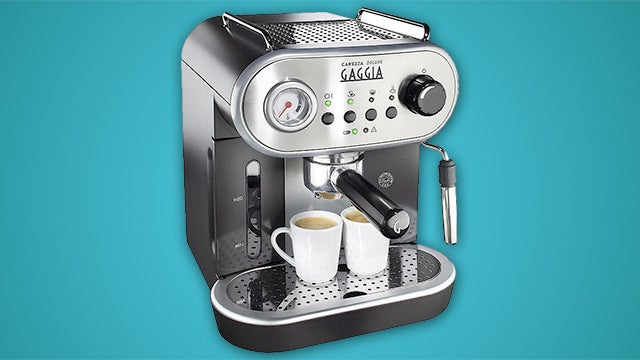 Gaggia Carezza Deluxe Review Trusted Reviews