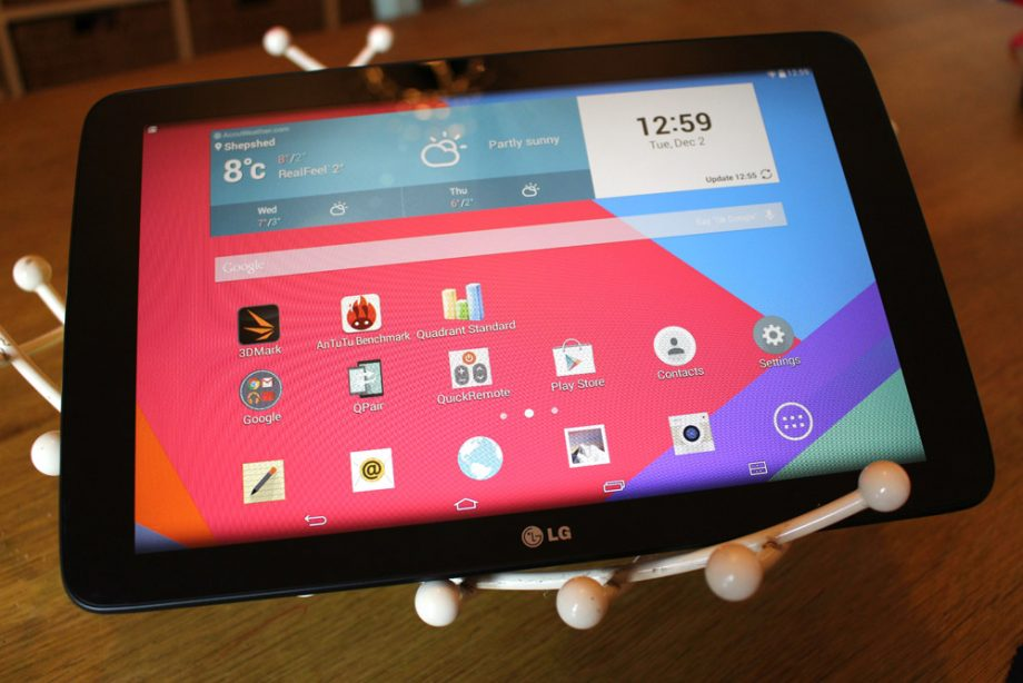 LG G Pad 10 1 Review | Trusted Reviews