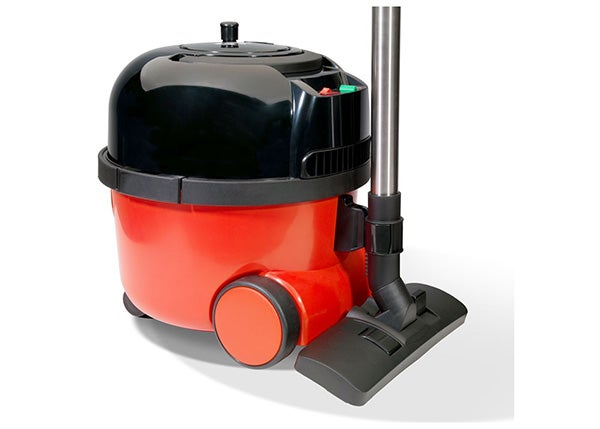 Henry Vacuum Cleaner 580W HVR200 12 Red