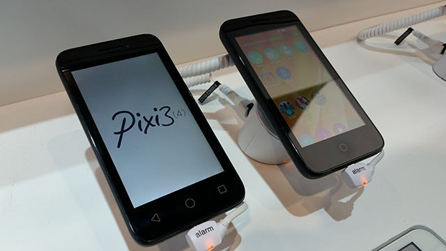 Alcatel OneTouch Pixi 3 Review | Trusted Reviews
