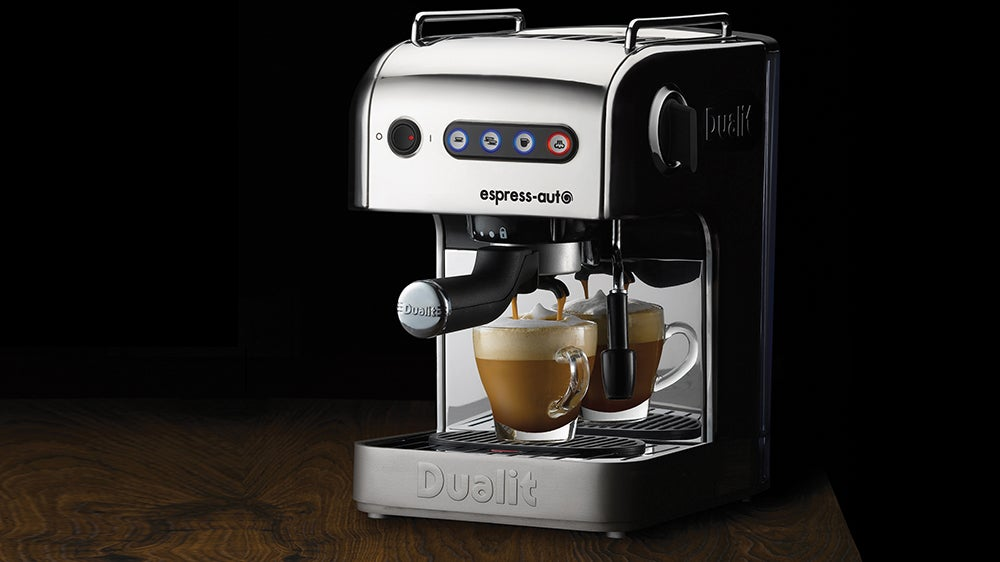 Dualit Espress Auto 3 In 1 Coffee Machine Review Trusted