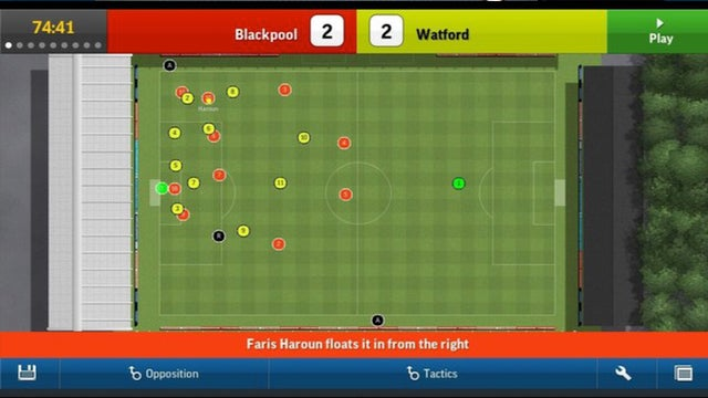 football manager handheld 2015 trusted reviews. Black Bedroom Furniture Sets. Home Design Ideas