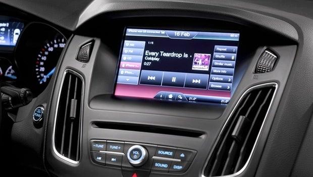 Ford Sync 2014