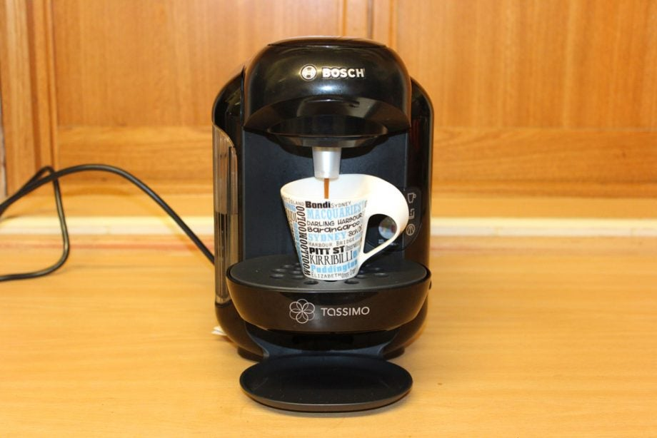 tassimo vivy by bosch review trusted reviews. Black Bedroom Furniture Sets. Home Design Ideas