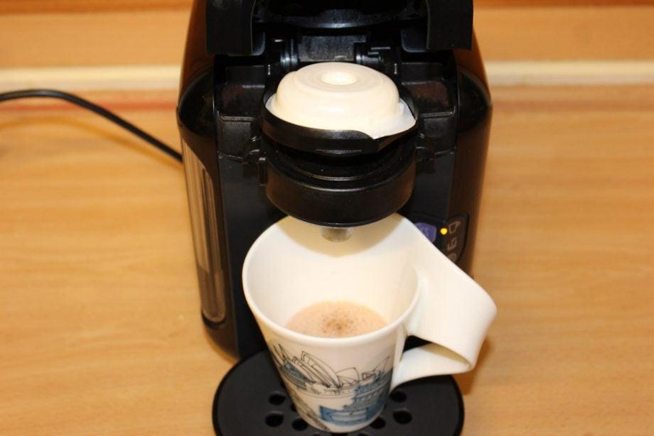 bosch tassimo coffee machine instructions