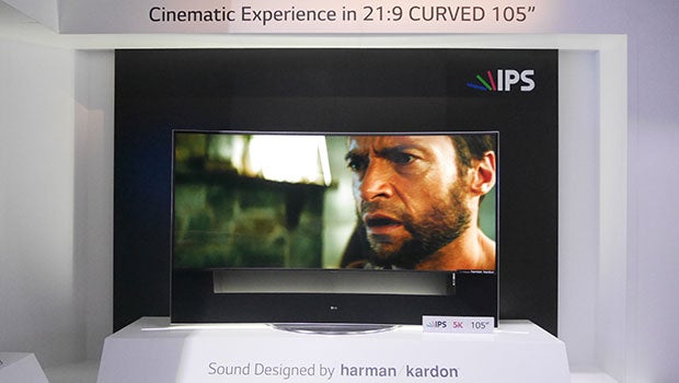 Lg To Bring Its 105 Inch 5k Tv To The Uk In Q2 Trusted Reviews