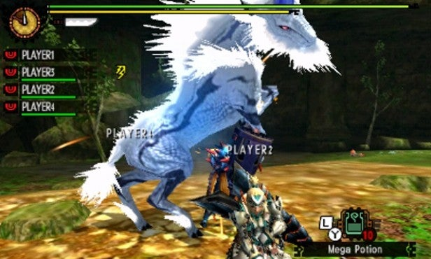 Monster hunter 4 ultimate review trusted reviews monster hunter 4 voltagebd Image collections