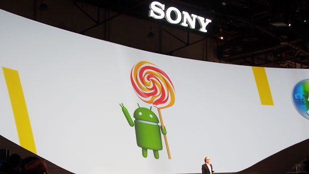 Sony Android Lollipop