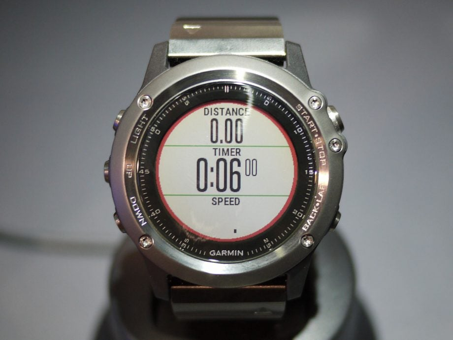 Garmin Fenix 3 Review | Trusted Reviews