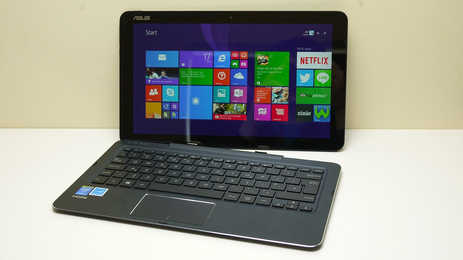 Asus Transformer Book T300 Chi Review | Trusted Reviews