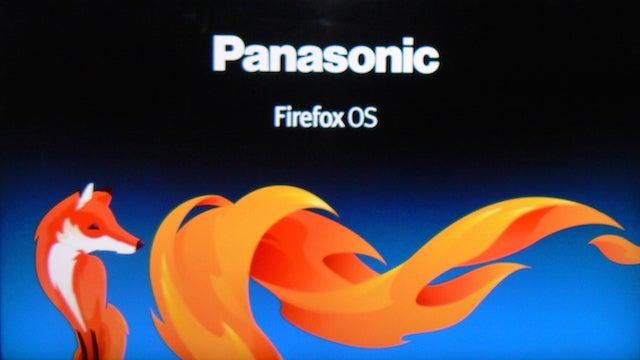 Panasonic Firefox TV OS