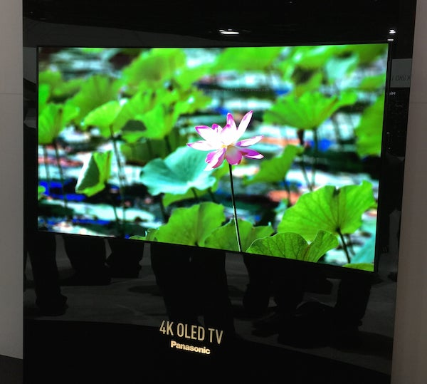 Panasonic Oled Tv 65 Inch - All Product From Panasonic