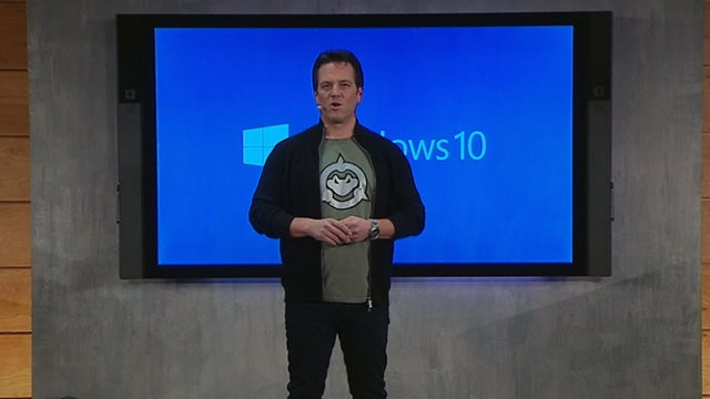 Windows 10 Phil Spencer