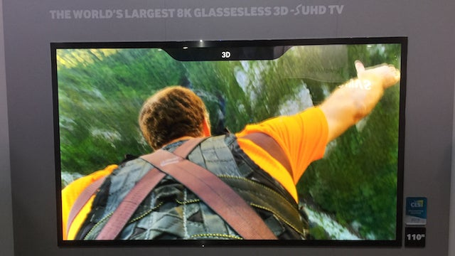 Samsung 110-inch S9 Series 8K SUHD TV Review | Trusted Reviews