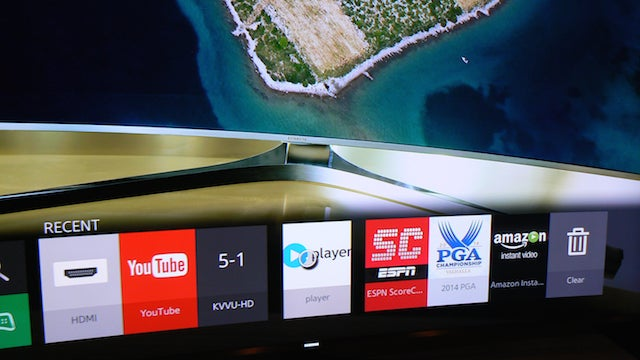Samsung Smart TV 2015 Review | Trusted Reviews