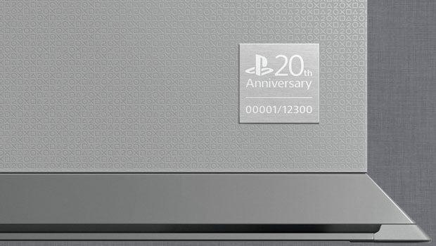20th Anniversary Edition PS4