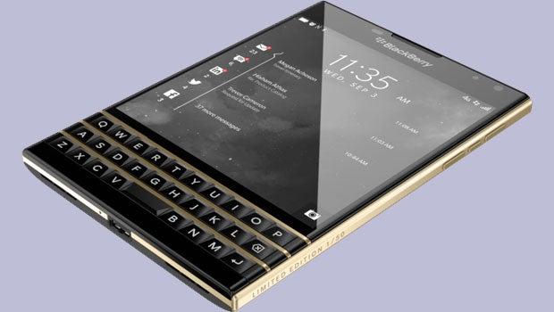 blackberry passport gold