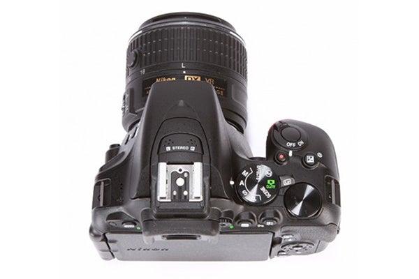 Nikon D5500 5