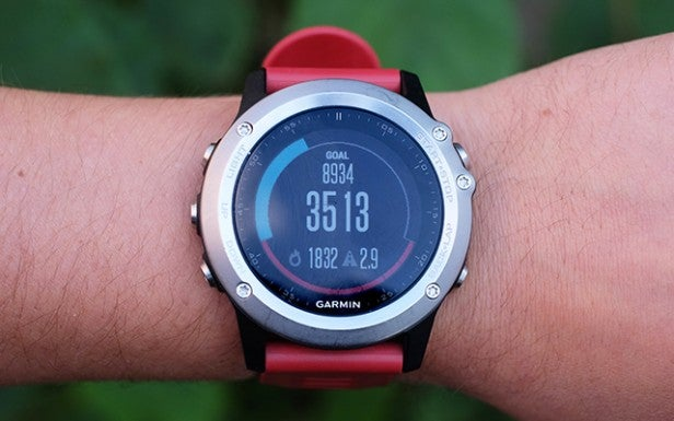 Garmin Fenix 3 Fitness Tracking Review Trusted Reviews