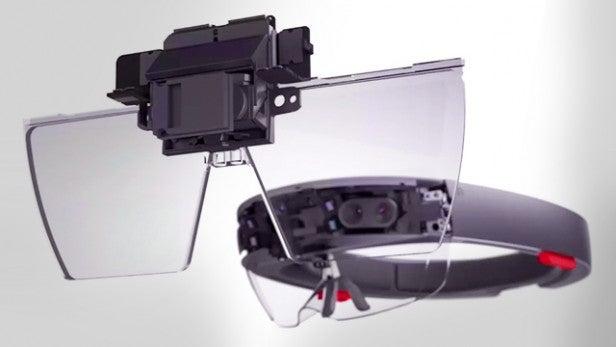 HoloLensCameras