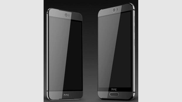 HTC One M9 renders