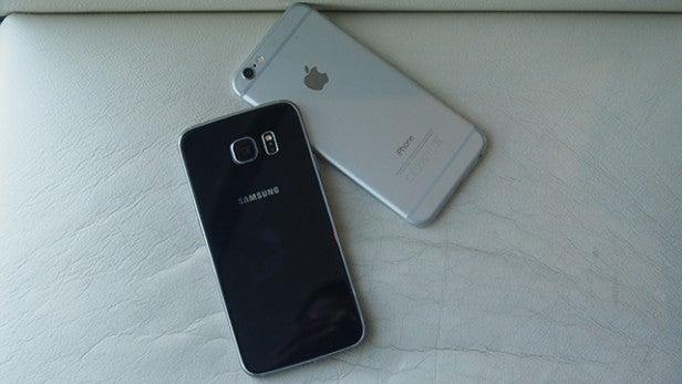 samsung s6 vs iphone 6