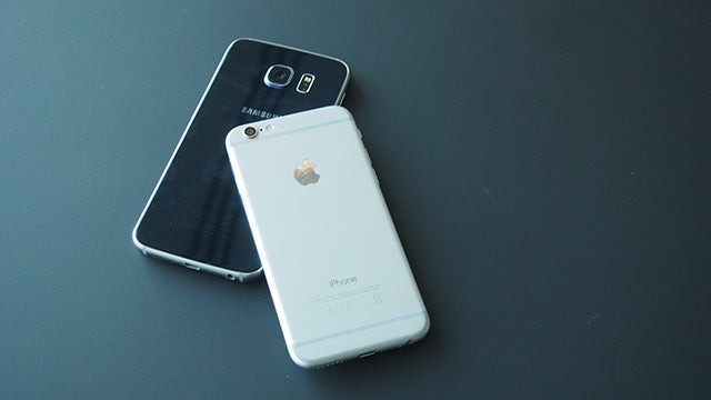 iPhone 6 vs Samsung Galaxy S6 15