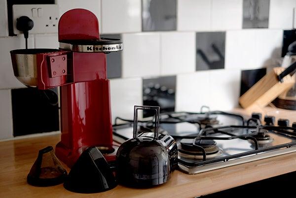 KitchenAid coffee 9