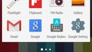 Google Now Launcher post-update