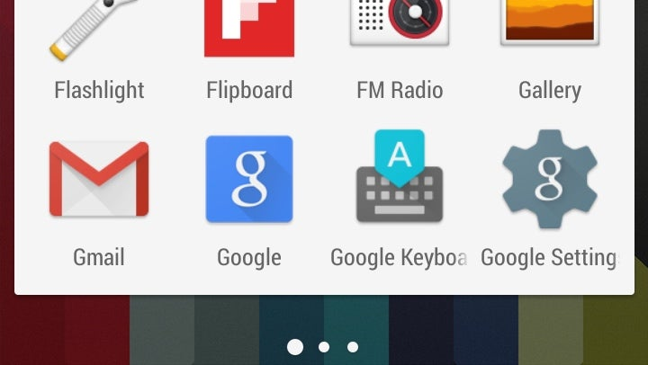 Google Now Launcher post-update