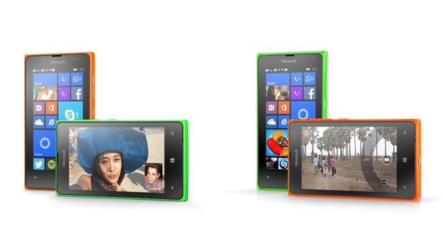 lumia 435 and 532