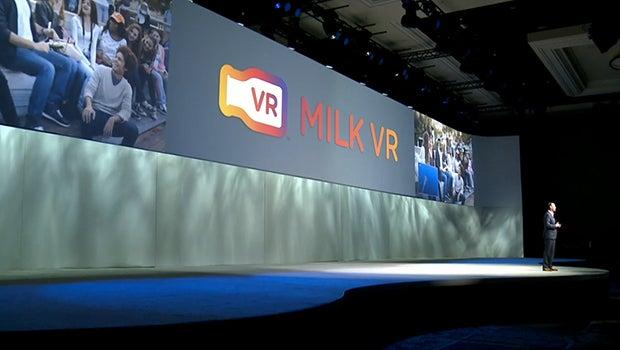 Milk VR