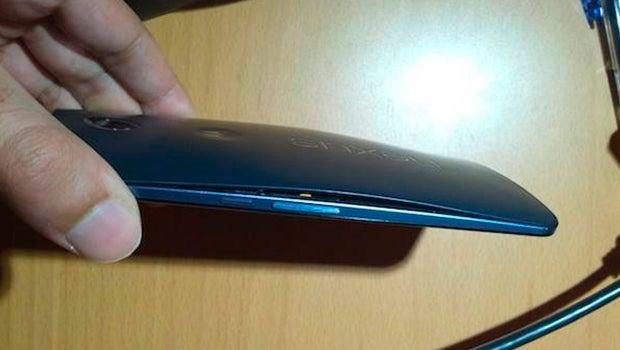 Nexus 6 fault