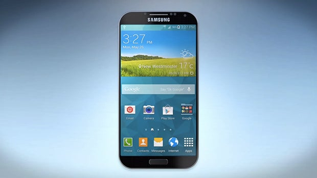Samsung Galaxy S6 MyKnox leak