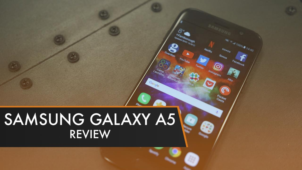 Samsung Galaxy A5 Review | Trusted Reviews