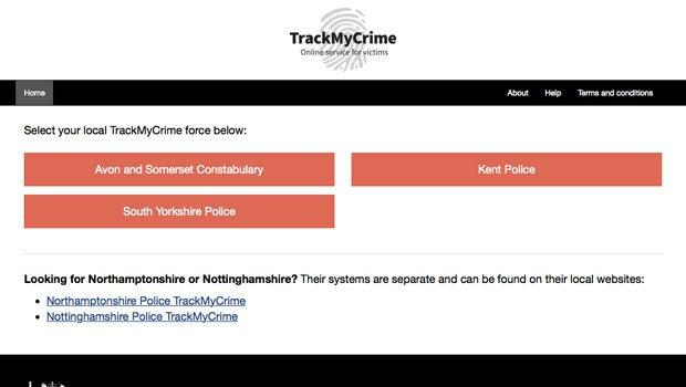 trackmycrime
